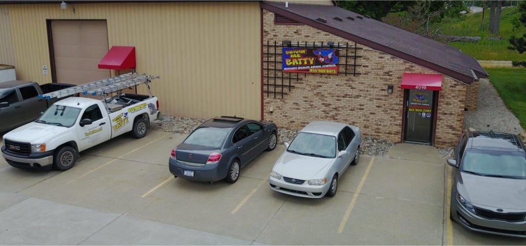 Drivin Me Batty Parking